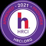 HRCI 2021 Provider Logo
